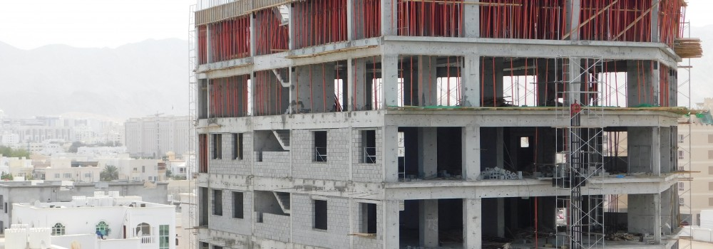 COMMERCIAL BUILDING AT AZAIBAA